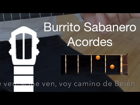 Burrito Sabanero -  Canta con el Cuatro