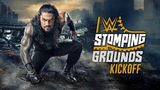 WWE Stomping Grounds Kickoff: June 23, 2019
