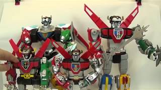 Playmates 84 Classic 16 inch Voltron review