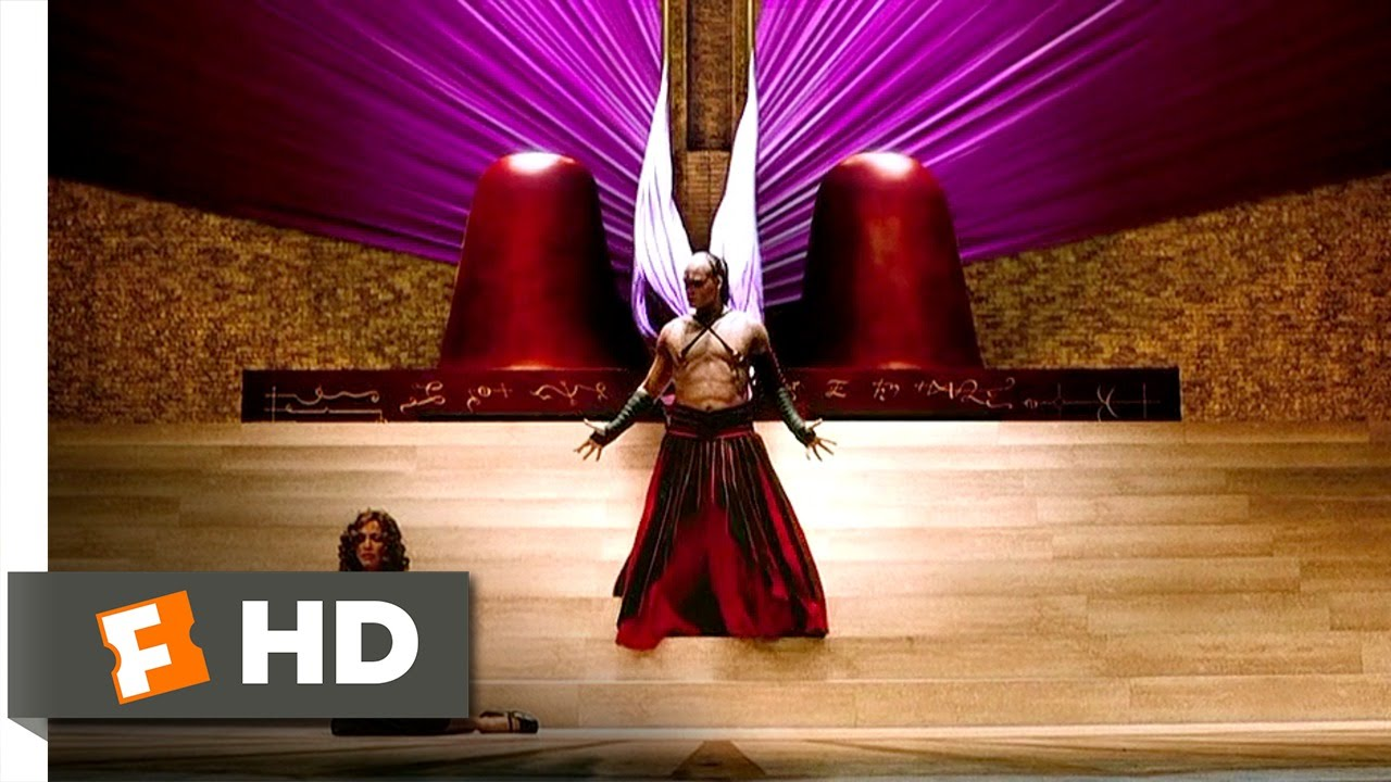 The Cell 2 5 Movie Clip Demon King 2000 Hd Youtube