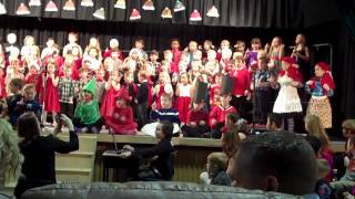 Park Street School K 2 Christmas Concert - TOYS! THE NIGHT THEY COME ALIVE