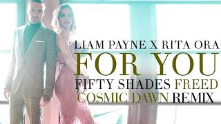 Download Lagu Liam Payne & Rita Ora   For You Cosmic Dawn Remix Gratis STAFABAND