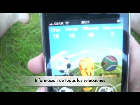Thumb La mejor aplicacin para seguir el Mundial desde un iPhone o iPod Touch
