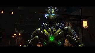 Mortal Kombat XL Free Play: Scorpion vs Triborg