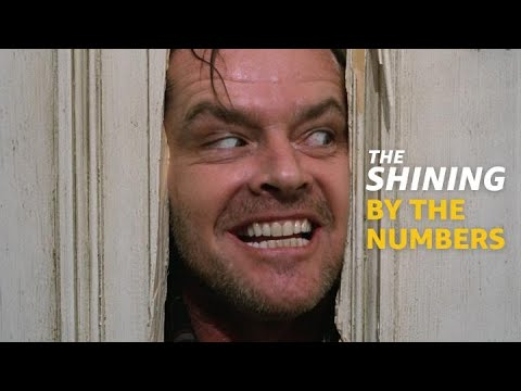 The Shining Facts You Didn't Know   BY THE NUMBERS