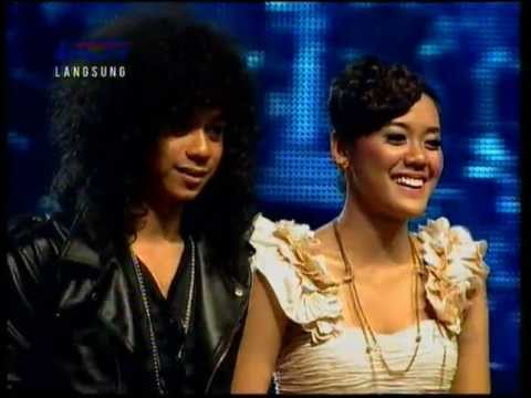 Yoda - Rosa (Mix : Jika, Cinta Kita, I Will Survive) Indonesian Idol 2012 Great 8