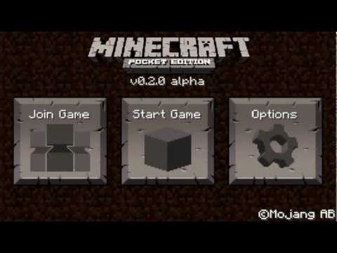 Minecraft Pocket Edition (En Español)