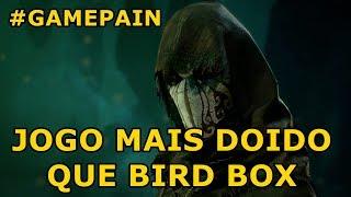 ESSE JOGO É MAIS DOIDO QUE BIRD BOX - CALL OF CTHULHU #Gamepain