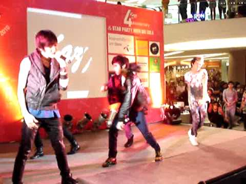 K-otic Alone @Kazz Award 2010