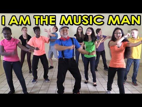 Nursery Rhyme - I Am The Music Man