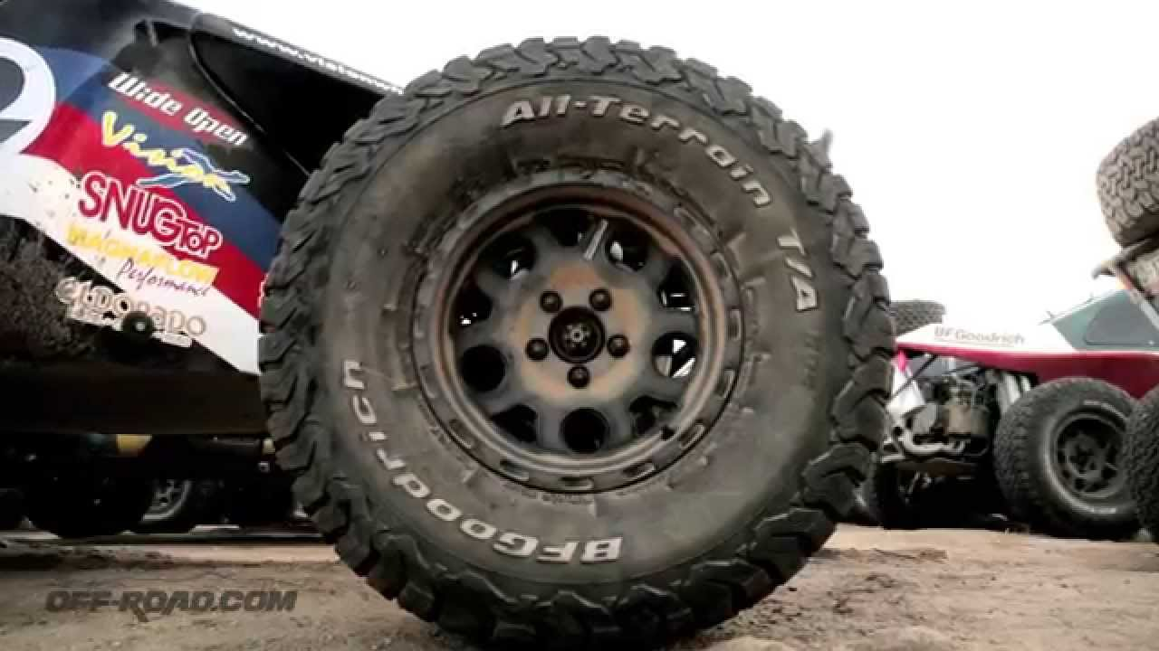 Bfgoodrich All Terrain T A Ko2 Tire Review Youtube