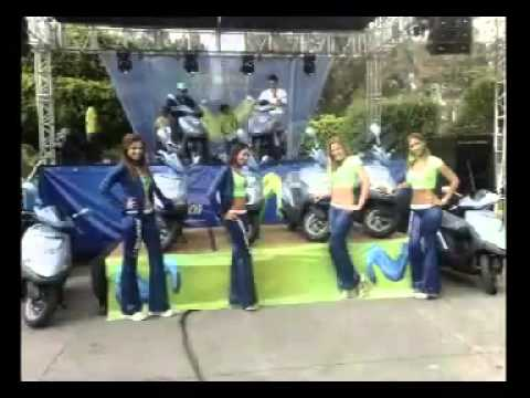 Movimoto con Movistar