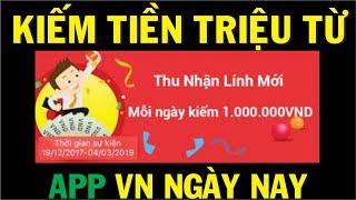 Kiếm Tiền Triệu Từ APP VN Ngày Nay | Cực Kì Hiệu Quả | Đọc Báo Kiếm Tiền