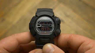 G-9000 Mudman G-Shock review