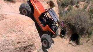 Coleworx Built YJ on Highway Trail, Farmington, NM 2010