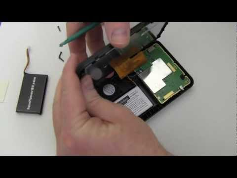 How To Replace Your Garmin Nuvi 50LM Battery