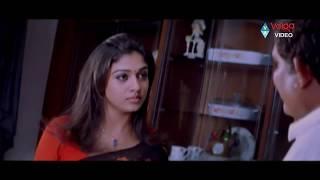 Boss Emotional Scenes - Anu Express Her Love To GK - Nagarjuna, Nayana Tara