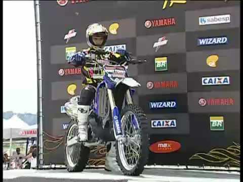 Veja A Volta Vencedora De Joaninha Na Copa Brasil - Motocross video