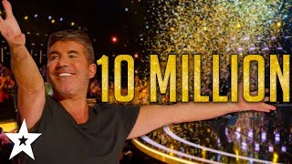 Got Talent Global Has REACHED 10 MILLION SUBSCRIBERS! | Got Talent Global