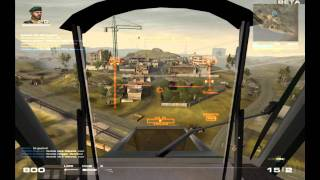 Battlefield Play4Free Helicopter