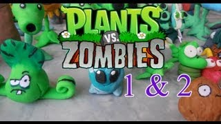 Plants Vs. Zombies 1 & 2 Complete Collection