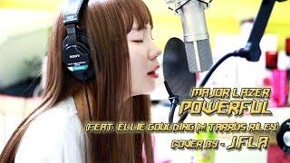 Major Lazer Powerful Feat Ellie Goulding Tarrus Riley By J Fla