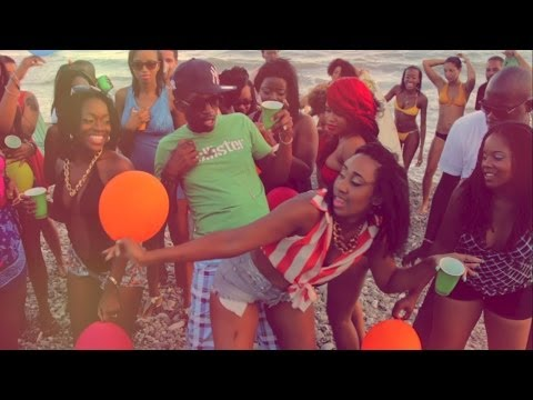 Busy Signal - Turf Beach Party (medley Video Hd) video