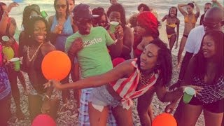Busy Signal - Turf Beach Party (Medley Video HD)