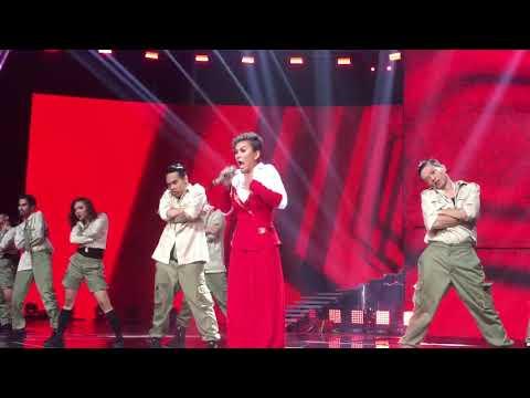 AGNEZ MO - Million $ Lover ( Live On #HUTSCTV28 )