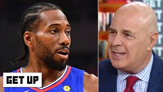 Kawhi acted like the Clippers beat the Knicks instead of the Lakers - Seth Greenberg | Get Up