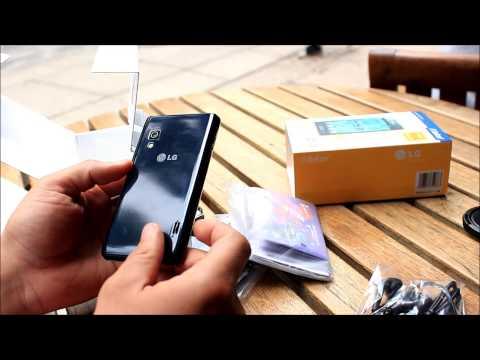 LG Optimus L5X E450: Reseña. Unboxing. Precios en México (Telcel). Características y más en Español