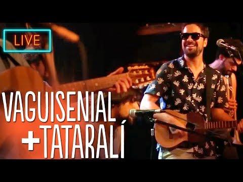 Onda Vaga - Vaguisenial + Tataralí | En Vivo en Berlin