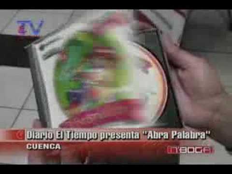 Diario El Tiempo presenta Abra Palabra