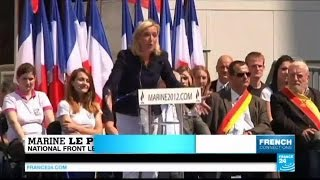 National Front: Marine Le Pen Just Like Daddy Really!