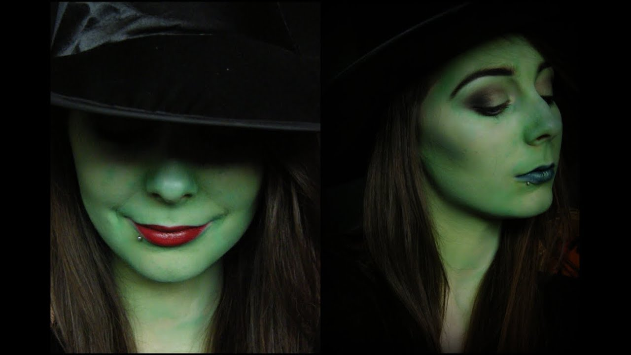 Wicked Musical Elphaba Makeup Wicked Elphaba Makeup