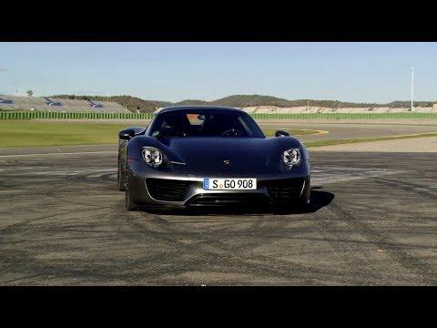 Porsche 918 Spyder Valencia - Design