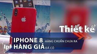 iPhone 8: Hàng chuẩn chưa ra, hàng giả đã có | VTC1