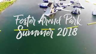 Foster Arend Beach Water Parks of Minnesota Rochester Minnesota DJI Mavic Bing Err