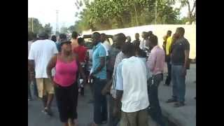 VIDEO: Haiti - Andre Fadeau MONOP pale SOU Zafè Arrestation Timothee Rony MOPOD