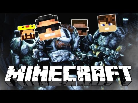 РАВ, ЯЛ, АИД И КЕЙН! Minecraft Bed Wars [Mini-Game]