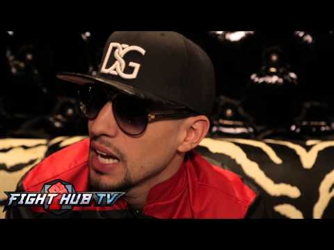 Danny Garcia on if Lamont Peterson is the best he has ever faced