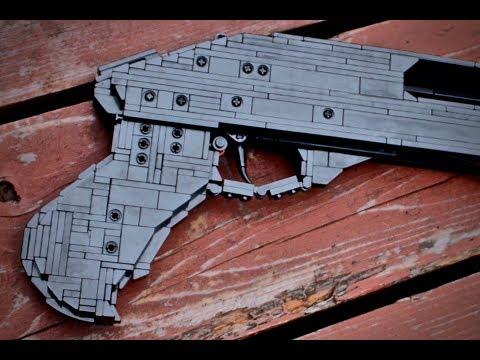 Mech + Building Tricks - LEGO Serbu 870