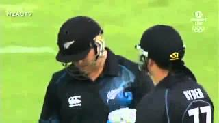 Corey Anderson Worlds Fastest Century In ODI (highlights)full batting