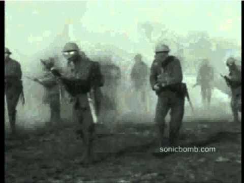 Gas Attacks WW1