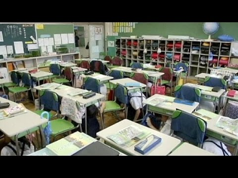 Japon : que faire en cas de séisme ?