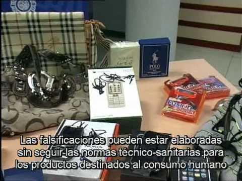 Consejos de la Policía Nacional al consumidor sobre falsificaciones y riesgos