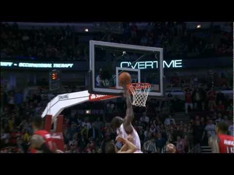 Luol Deng`s Game-Winning Tip