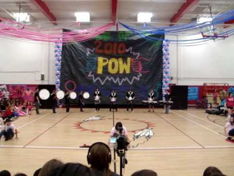 Fallbrook High School Pep Rally-Battle of the Genders 2010