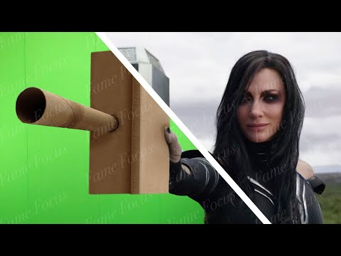 Amazing VFX Thor Ragnarock How They Did it, Probably