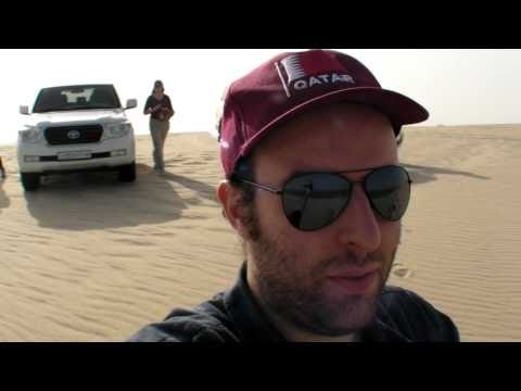 Desert Safari with Arabian Adventure Qatar